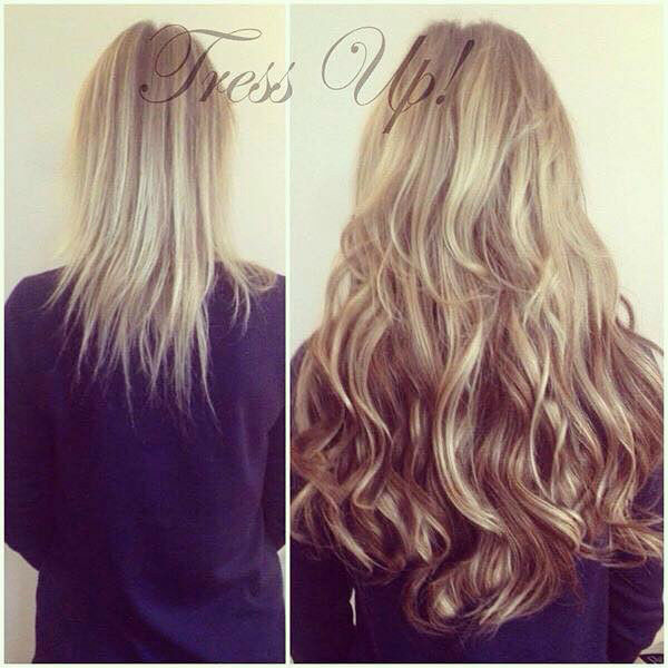 Micro Bonding Hair Extensions Pretoria 86