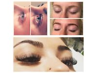 Free lance Beauty therapist with 8years experience, specialising in eyelash extensions