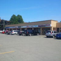 SPACE FOR LEASE (Landlord will grant 6 months net free Lease)