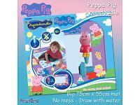 Peppa pig aqua doodle