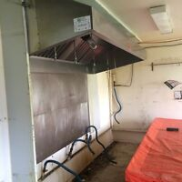 Used restaurant equipment and bar