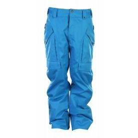 Vans Moah Rusty Bonfire Arcteryx snowboard pants sz Lrg and XL