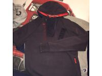 Variously hoodies size XL