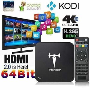 X2 Android V5.1 TV BOX watch movies and paper view for free