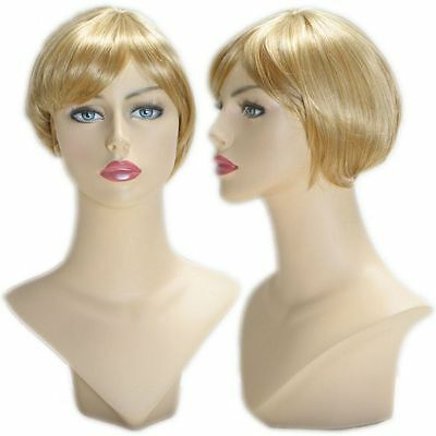 WG-035 Blonde Angel Wig (Halloween/Party/Costume/Cosplay) Wig - Halloween Wg Party