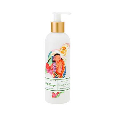TerraNova White Ginger 8.25 oz Petal Soft Lotion Brand New ()