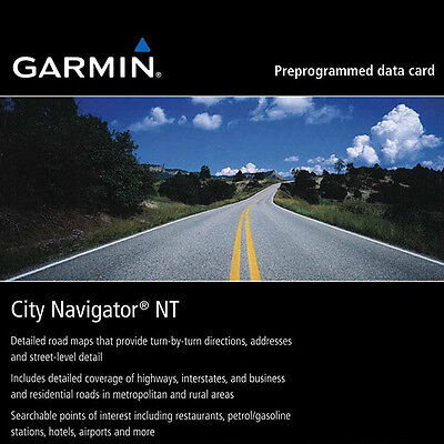 Garmin Garmin City Navigator (GARMIN City Navigator NT Street Map 2015 SD North America US Mexico)