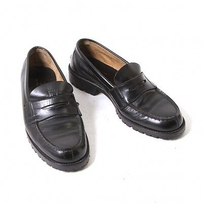 COMME des GARCONS HOMME Leather Loafer Size US 6.5(K-48829)