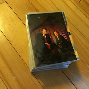 X-Files trading cards Seasons 1-3 by Topps Edmonton Edmonton Area image 4
