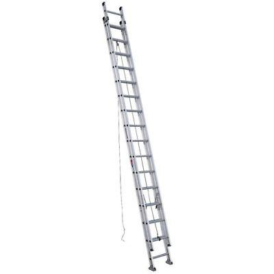 Werner 32 Ft. Aluminum Extension Ladder D1532-2