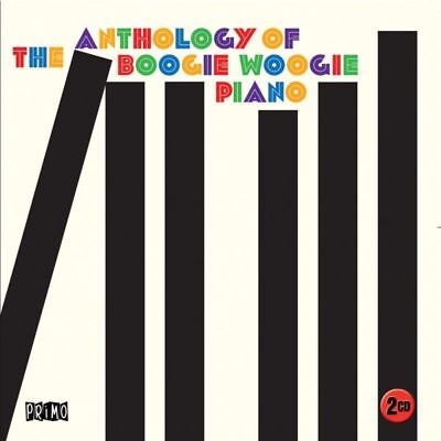 Anthology Of The Boogie Woogie Piano VARIOUS Best Of 40 Essential Songs New 2