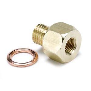 Auto Meter 2277 Metric Adapter/Electric Temperature
