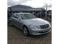 Mercedes S Class S320 CDI Limo Automatic 2007 VGC