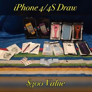 Epic iPhone Accessory Draw