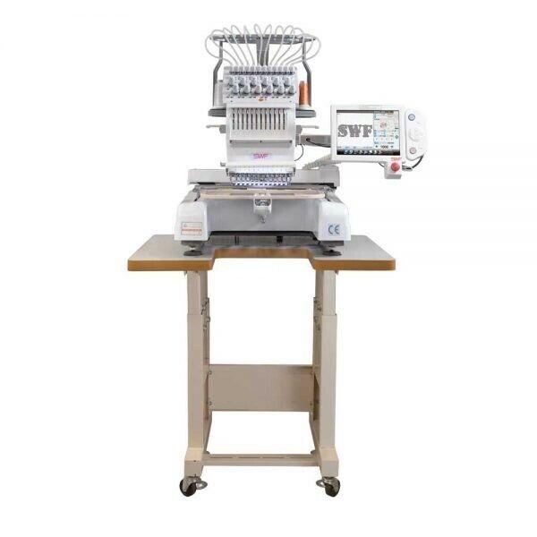 SWFMAS-12 embroidery machine