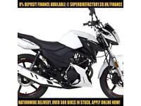 2017 LEXMOTO ASPIRE EFI 125CC 0% DEPOSIT FINANCE AVAILABLE