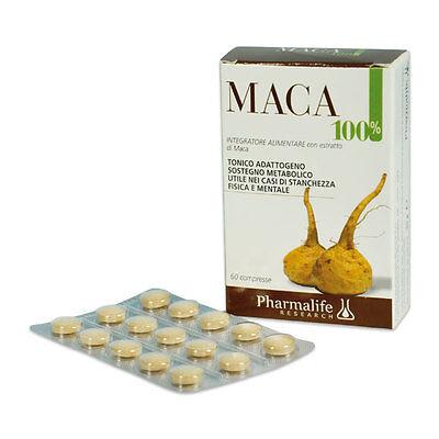 Maca 100% 60 compresse da 120 mg -  Pharmalife