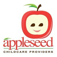 Appleseed Child Care , Now Hiring