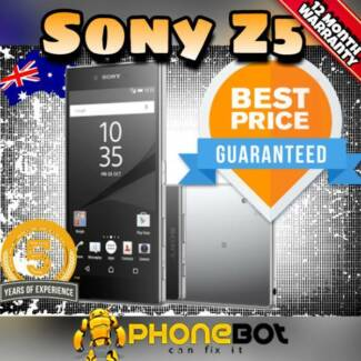 Pre owned unlocked Sony Xperia Z5 @ Phonebot