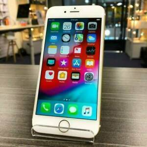 iPhone 6 16G Silver AU MODEL INVOICE UNLOCKED GREAT COND. Merrimac Gold Coast City Preview