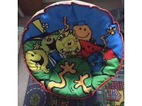 Kids'/Children's Mr Men Moon Chair in good condition