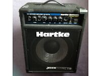 Bass Amplifier Hartke