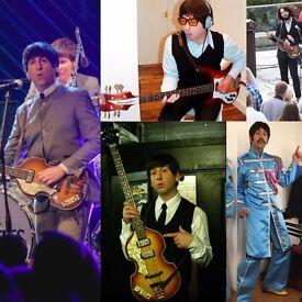 Paul McCartney Beatles Tribute dep available