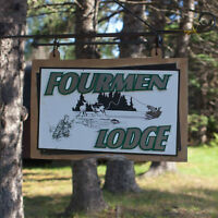 Family Vacations Rental at the Fourmen Lodge