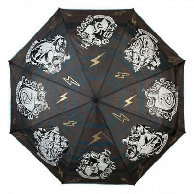 Harry Potter House Crests Color Changing Umbrella