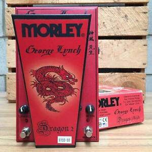 MORLEY George Lynch Dragon 2 Effects Pedal Moorooka Brisbane South West Preview