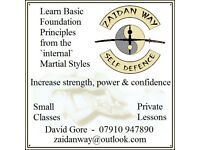 Self Defence Lessons- 1 to 1 or Small Classes