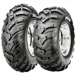 """NEW - CST Ancla 25"""" ATV Tires - SET - 6 Ply Rated"""