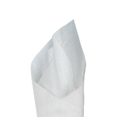 24 Sheets 20 X 30 White Quality Premium Grade Color Tissue Paper