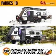 Ezytrail Parkes 18 Off Road Caravan 18FT Tandem Axle Hybrid Fyshwick South Canberra Preview