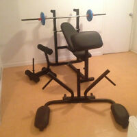Bio-Dyne weigh bench for $170