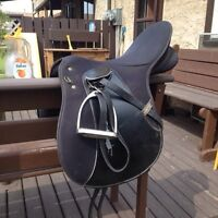 Winter saddle for sale
