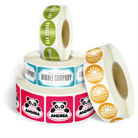 ★★ Brand Your Product With Custom Full Color Roll Label Printing
