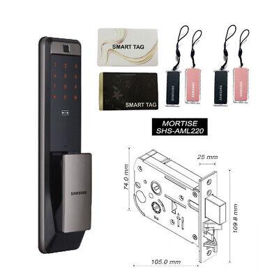 Samsung DP960 Push in from Outside Digital Lock No bluetooth Wifi, En Manual DHL
