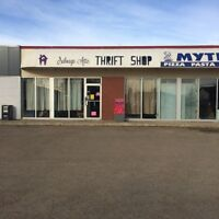 Thrift store for sale or TAKE OVER LEASE