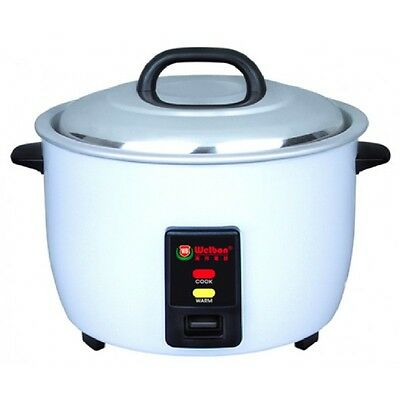 30cupsraw Rice60cupscookedcommercial Rice Cooker With Nonstick Heavy Dutyinn