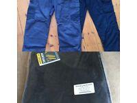 Bargain Job lot 3 pairs mens work trousers Wollaton