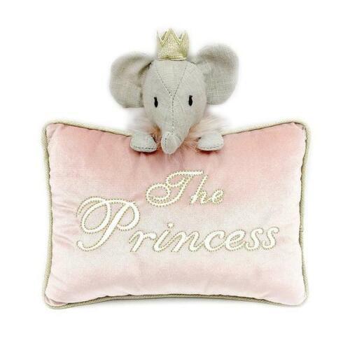 """The Princess"" Decorative Pillow by Mon Ami Designs"