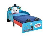 Brand New Thomas the Tank Engine Toddler Bed