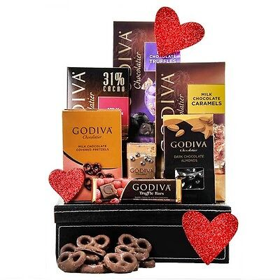 Valentines Day Godiva Chocolates