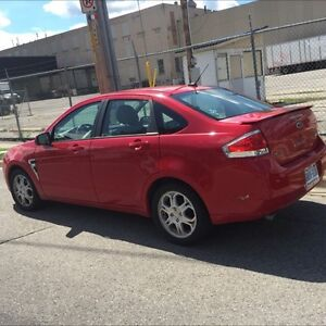 08 Ford Focus SES