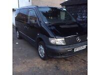 Mercedes vito 2.2 CDI 108