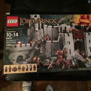 LEGO - Lord of the Rings, 9474, The Battle of Helm's Deep