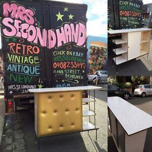 BaR,shop counter,sideboard,Retro Vintage Furniture,Cabinet,We Del Brunswick Moreland Area Preview
