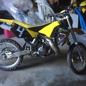 1991 rm 250 REBUILT