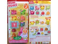 New Num Noms Jelly Bean Series 2 Deluxe Pack